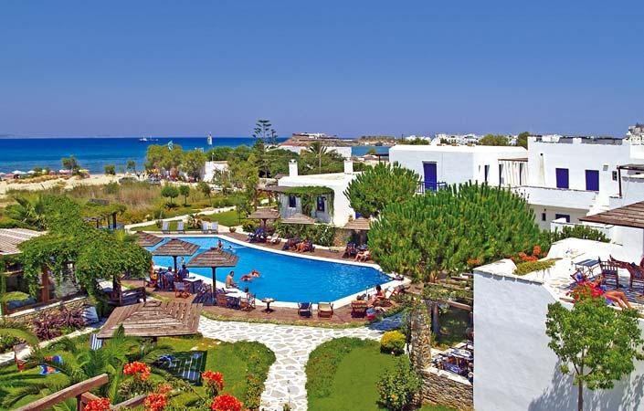 Alkyoni Beach Naxos