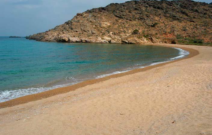 Ίος παραλία