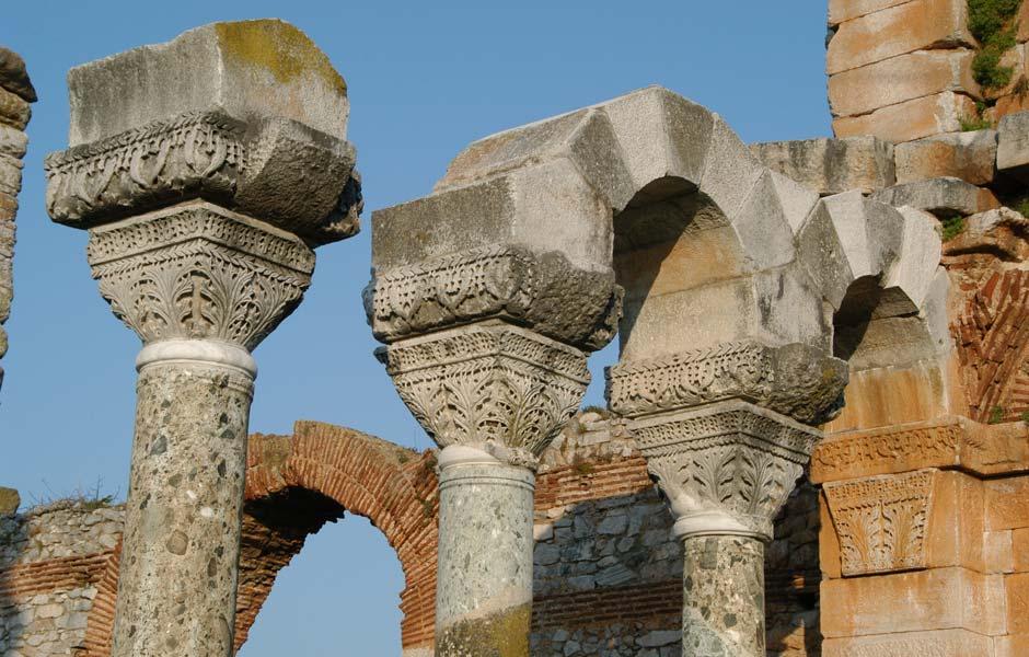 Καβάλα Φίλιπποι αρχαιολογικός χώρος