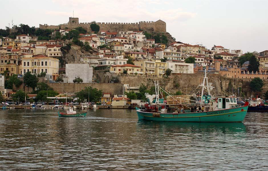 Kavala town