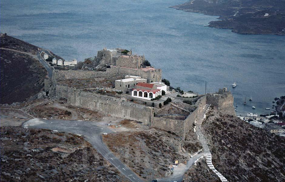 Λέρος - Κάστρο Παντελίου