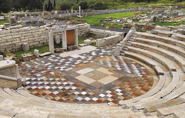 Μεσσηνία - Αρχαία Μεσσήνη