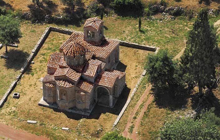 Μεσσηνία εκκλησία Ζωοδόχου Πηγής