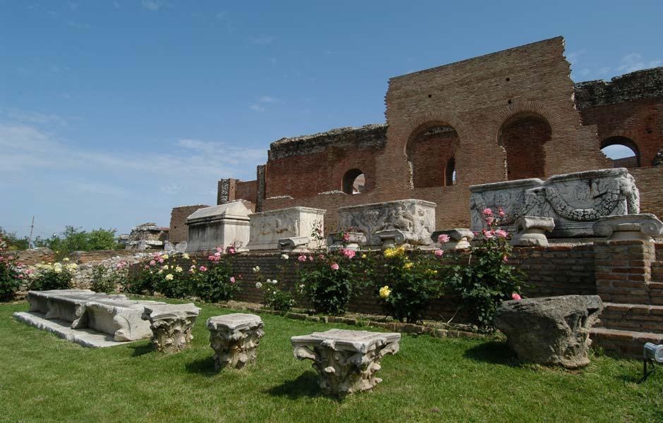 Πάτρα Ρωμαϊκό Ωδείο