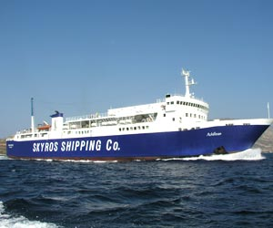 Skyros Nautical Company