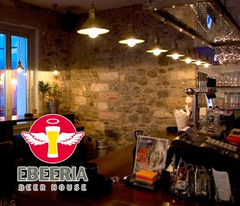 EBEERIA Bar Naxos