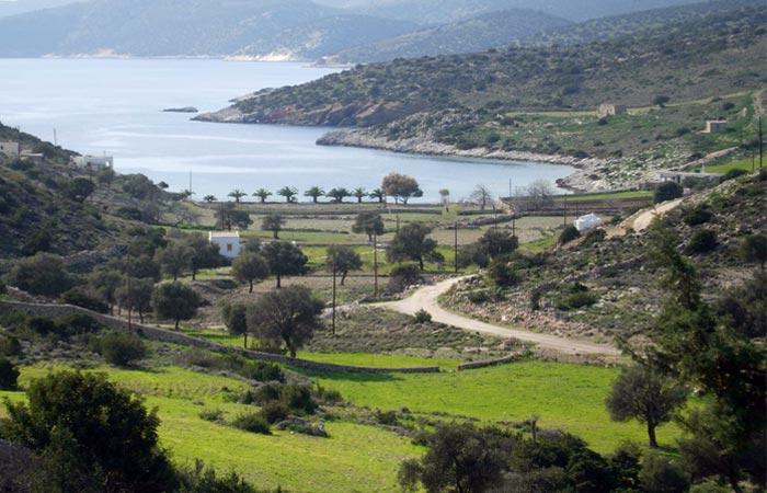 Hidden Naxos - Moutsouna