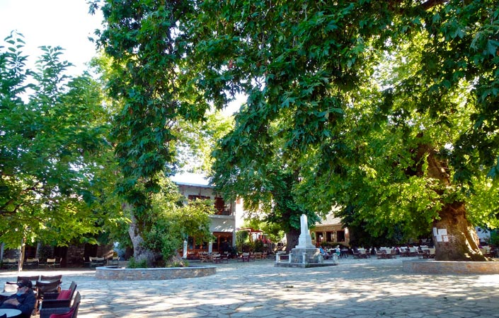 Magnisia Zagora square