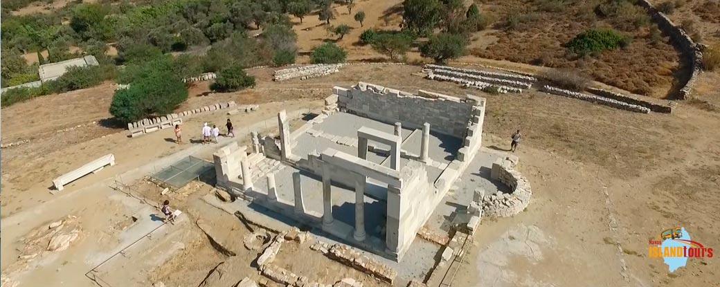 Temple of Demeter at Sagkri