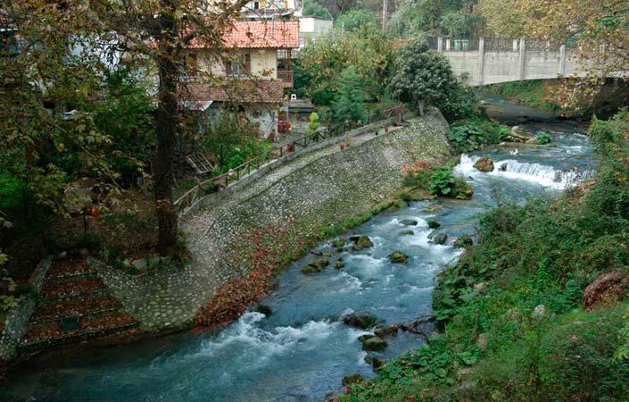 Βέροια ποτάμι