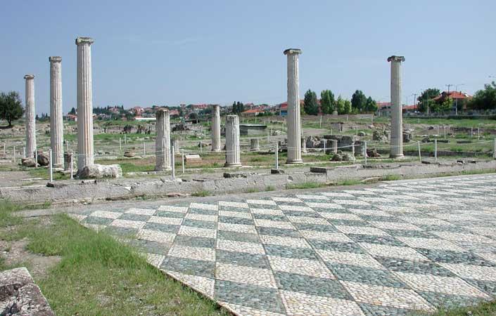 Πέλλα - Αρχαιολογικός Χώρος Πέλλας