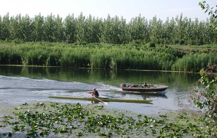 Πέλλα ποταμός Λουδίας