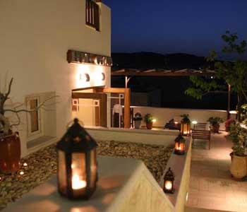 Hotel Ostria Μήλος