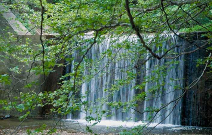 Komotini Mishos waterfall