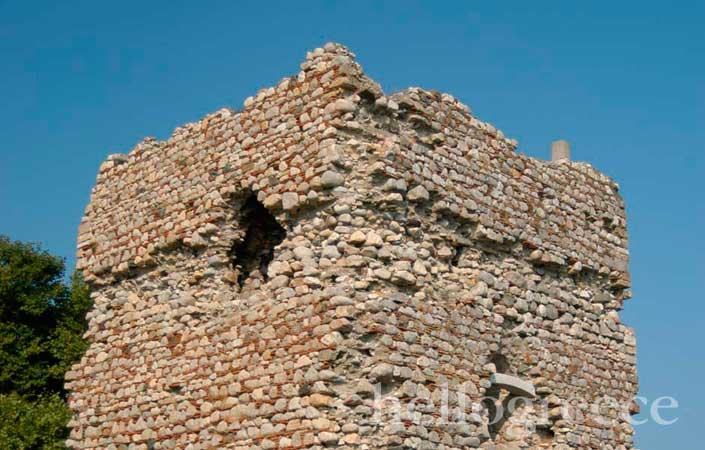 Samothrace - Fonia tower