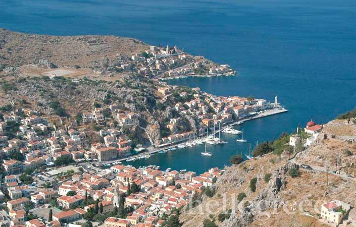Σύμη λιμάνι