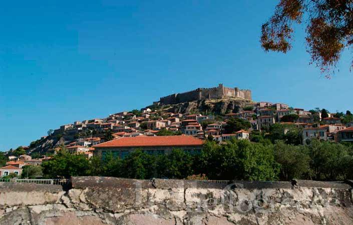 Λέσβος - Κάστρο Μόλυβος