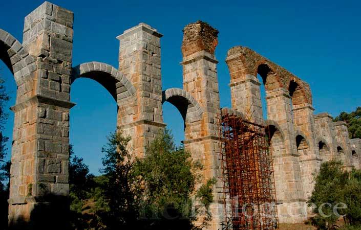 Λέσβος - Ρωμαικό Υδραγωγείο