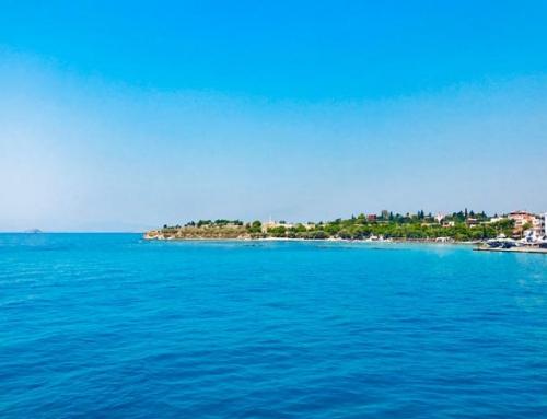 Αίγινα: Φιστίκι, θάλασσα, ιστορία!