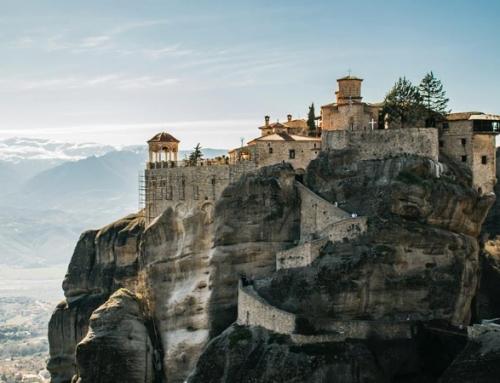 Μετέωρα: Ο παγκόσμιος άμβωνας του Χριστιανισμού