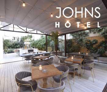 Johns Hotel Χαλκίδα