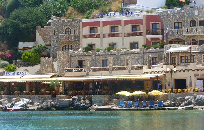 Castelo Beach Hotel Λέρος