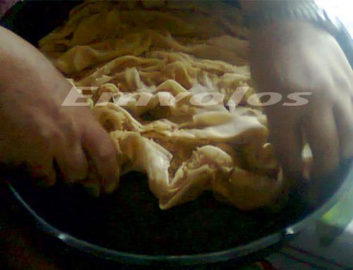 Πλατσέτα – ένα σούπερ παραδοσιακό γλυκό από την Ερεσό Μυτιλήνης!
